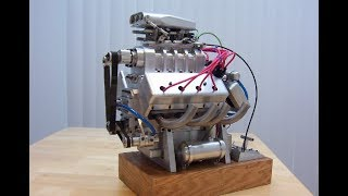 Download 8 of the World´s Smallest Running Engines Video