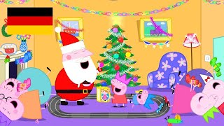 Download Peppa Pig Deutsch 🇩🇪   Zusammenstellung von Folgen   Weihnachten 4K!   Peppa Wutz #PPDE2018 Video