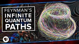Download Feynman's Infinite Quantum Paths | Space Time Video