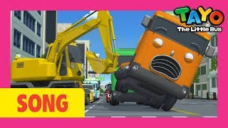 Download [Tayo's Sing Along Show 1] #04 The Strong Heavy Vehicles l Tayo the Little Bus Video