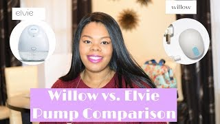 Download Willow and Elvie Pump Comparison Video
