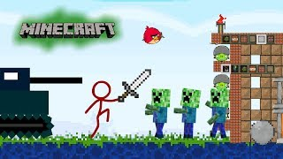 Download Animation Vs Minecraft (Fan Made) Video
