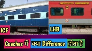 Download What ICF Coaches and LHB Coaches In Indian Railways Video