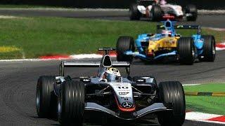 Download 2005 Italian GP - Raikkonen vs Alonso Video