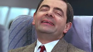 Download Flying with Bean | Funny Clips | Classic Mr. Bean Video