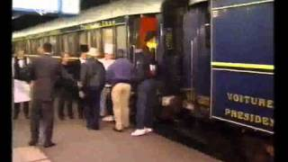 Download Michael Jackson traveling with Orient Express Train Video