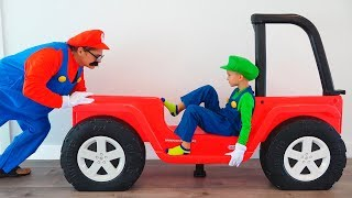 Download Vlad and his new cars room Video