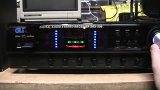 Download GLi Pro SRX-500 Digital Audio Stereo Receiver Video