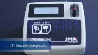 Download TRS-5000 EVO Maquina Transponder Video