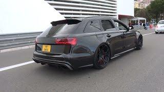 Download 740HP Audi RS6 C7 - Brutal Milltek Exhaust & INSANE REVS! Video