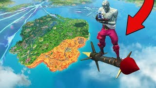Download I Got OUT OF THE MAP With Guided Missiles In Fortnite Battle Royale! Video