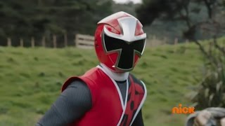 Download Power Rangers Ninja Steel - First Scene / Original Red Ranger | Episode 1 ″Return of the Prism″ Video
