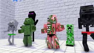 Download MONSTER SCHOOL - FUNNY MINECRAFT ANIMATION Video
