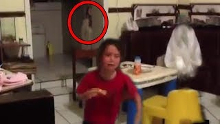 Download Ghosts Caught On Camera? 5 Scary Videos Video