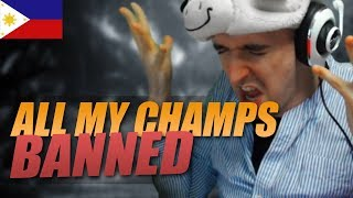 Download ALL MY CHAMPIONS ARE BANNED - Cowsep Video