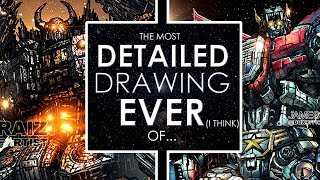Download The most DETAILED DRAWING EVER (I Think) OF.... Video