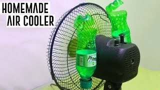 Download How To Make Air Cooler at Home Using Plastic Bottle - Simple Life Hacks by HackRoom Video