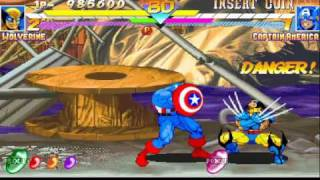 Download Marvel Super Heroes Playthrough - Wolverine Video