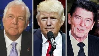 Download Bill Bennett compares President-elect Trump to Reagan Video