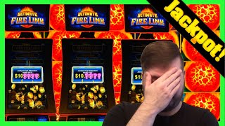 Download 3 Ultimate Fire Link Slots, 3 JACKPOTS At One Time Hit By 1 Person... ME! Epic Night of Winning! Video