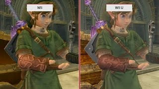 Download The Legend of Zelda: Twilight Princess HD Graphics Comparison Wii U vs Wii vs GCN Video