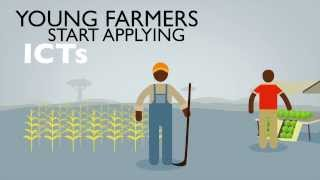 Download Youth, ICTs and Agriculture Video