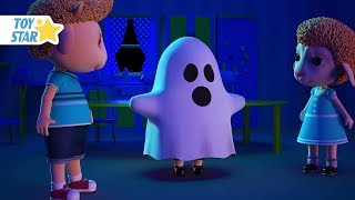 Download New 3D Cartoon For Kid ¦ Dolly And Friends ¦ Knock Knock, Trick Or Treat, Scared Baby Halloween #137 Video