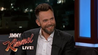 Download Joel McHale on Fortnite, Swimming with Sharks & Stand Up in North Korea Video