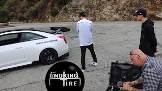 Download The Smoking Tire Quest Behind the Scenes - Subaru Video