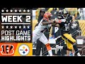 Download Bengals vs. Steelers   NFL Week 2 Game Highlights Video