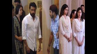 Download Suriya,Jyothika,Karthi,A.R.Rahman and More Celebrities@Sridevi Prayer Meeting at Chennai Video