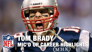 Download Best of Tom Brady's Career Mic'd Up Moments...so far | NFL Video