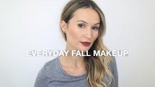 Download My Everyday Fall Makeup Look | ttsandra Video