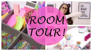 Download ROOM TOUR | My Study Makeover + Desk Essentials and Organization! | Video