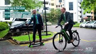 Download NTU Smart Campus - A living Test-bed of Sustainable Technologies Video