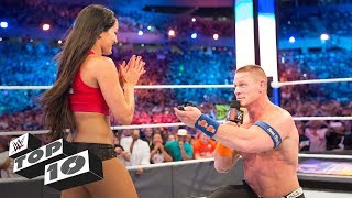 Download Stunning in-ring proposals: WWE Top 10, Nov. 27, 2017 Video