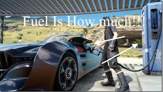 Download The Real Price Of Gas In Final Fantasy 15!!! Video