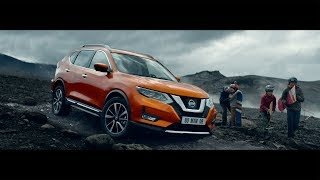 Download NISSAN X-TRAIL 2017 COMMERCIAL ″THE VOLCANO″ Video