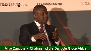 Download Aliko Dangote - A Leader's view at the FT Africa Summit 2017 Video