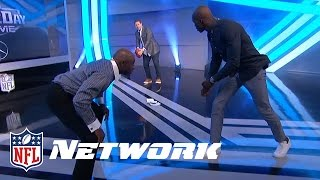 Download Chad Johnson & Deion Sanders Talk Celebrations, Best WRs, and Who Would Win 1-on-1   NFL Network Video