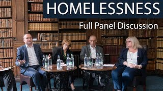 Download Homelessness: The Crisis on Our Doorstep | Full Panel Discussion | Oxford Union Video