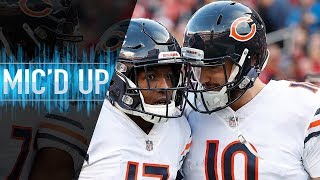 Download Mitch Trubisky Mic'd Up vs. 49ers ″We play in the moment every single play″ | NFL Films Video