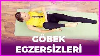 Download Ebru Şallı ile Zinde Kal - Göbek Yağlarınızdan Kurtulun Video