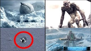 Download HUGE Discovery! Massive Antarctic Cave Troll Or UFO Alien Base Google Earth? Scientist SHOCKED! 2016 Video