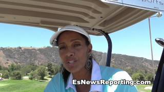 Download Miss Parker from Movie FRIDAY talks to EsNews Video