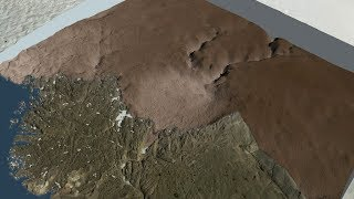 Download Massive Crater Discovered Under Greenland Ice Video