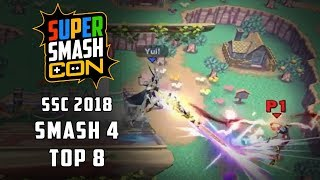 Download Super Smash Con 2018 Smash 4 Top 8 Highlights and Recap Video