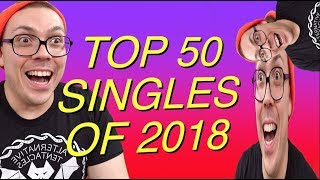 Download Top 50 Singles of 2018 Video