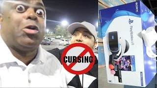 Download DASHIE, STOP CURSING! [Playstation VR Bundle Unboxing] Video