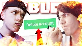 Download DELETE YOUR ROBLOX ACCOUNT CHALLENGE! Video